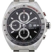 TAG Heuer Formula 1 Calibre 16 new Automatic Chronograph Watch with original box and original papers CAZ2010.BA0876