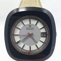 Certina Keramikk Automatisk Hvit Ingen tall 40mm brukt