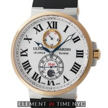 Ulysse Nardin Marine Collection Maxi Marine Chronometer Steel...