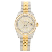 Rolex Lady-Datejust 179383 2017 ny