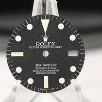 """Rolex Sea Dweller 1665 Zifferblatt """"Rail Dial"""""""