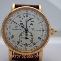 Chronoswiss Rose gold 38mm Automatic CH1521R pre-owned United States of America, Florida, Boca Raton