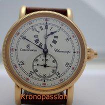 Chronoswiss Chronoscope CH1521R 2008 pre-owned