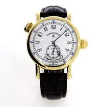 Chronoswiss 40mm Automatic 2013 pre-owned Répétition à quarts White
