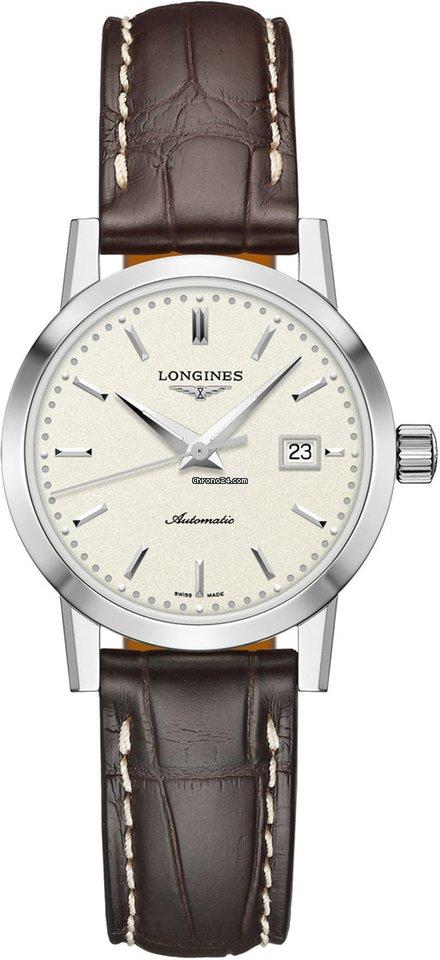 Longines L4.325.4.92.2 L43254922 2021 new