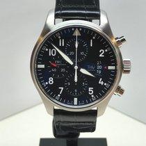 IWC Pilot Chronograph -JUST SERVICED-