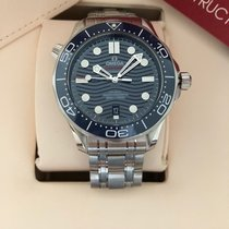 Omega 42mm Automatic 2019 new Seamaster Diver 300 M