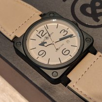 Bell & Ross BR 03-92 DESERT TYPE Ceramic Auto