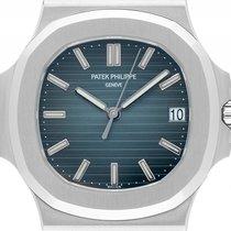 Patek Philippe Nautilus Stahl Automatik Armband Stahl 40mm...