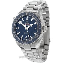 Omega Seamaster Planet Ocean pre-owned 45.5mm Titanium