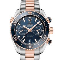 Omega Seamaster Planet Ocean Chronograph 215.20.46.51.03.001 new