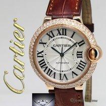 Cartier Ballon Bleu 36mm pre-owned 36mm Rose gold