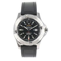 Breitling Steel 46mm Automatic A17388 pre-owned