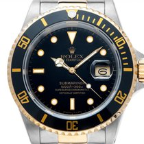 Rolex Submariner Date 16613 1989 pre-owned