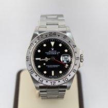 Rolex Explorer II Steel 40mm Black No numerals United States of America, Florida, Miami Beach