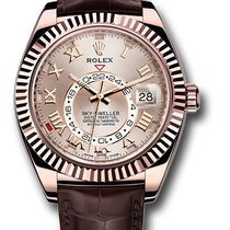 Rolex Sky-Dweller 326135 pre-owned