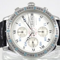 Longines Steel Automatic pre-owned Lindbergh Hour Angle