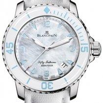 Blancpain Otel 45mm Atomat 5015-1144-52 nou