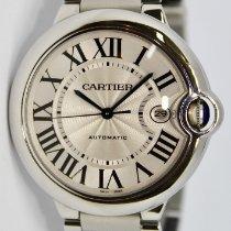 Cartier Ballon Bleu 42mm W69012Z4 2012 подержанные