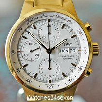 IWC GST Yellow gold 21mm Gold United States of America, Missouri, Chesterfield