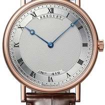 Breguet Classique Rose gold 38mm Silver United States of America, Florida, Sunny Isles Beach