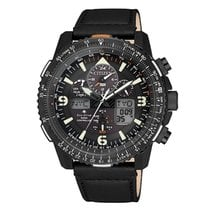 Citizen Promaster Sky Acero 45mm Negro