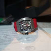 Richard Mille RM 011 RM011 Good Titanium 50mm Automatic Thailand, Bangkok