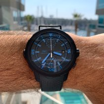 IWC Aquatimer Chronograph Steel 44mm Black United States of America, California, Los Angeles