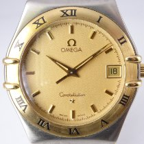 Omega Constellation 396.1201 1996 pre-owned