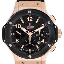 Hublot Big Bang 44mm Chronograph Rose Gold and Ceramic Watch