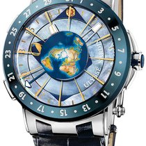 Ulysse Nardin Platinum Automatic 46mm new Moonstruck