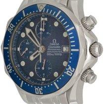 Omega Seamaster Professional Chronograph Model 2599.80.00