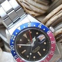 Rolex 6542 Stahl GMT-Master