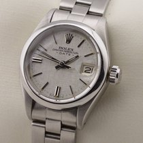 Rolex Oyster Perpetual Lady Date Edelstahl Automatic Service...