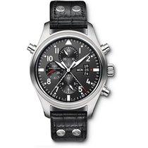 IWC Pilot Double Chronograph