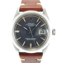 Rolex Datejust 1603 grey sigma dial