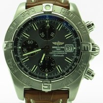Breitling Galactic Windrider A13364 Automatic 44mm Chronograph...