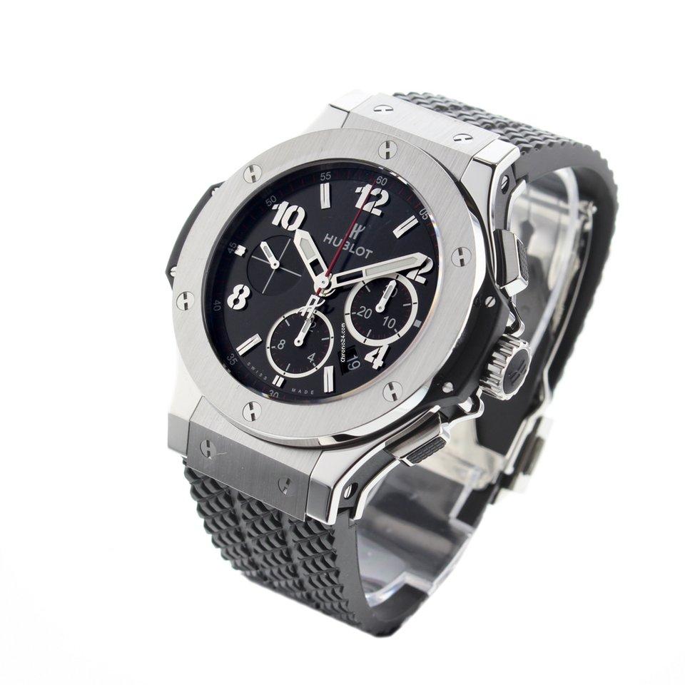 990db674597 Hublot Big Bang Aço - Todos os preços de relógios Hublot Big Bang Aço na  Chrono24