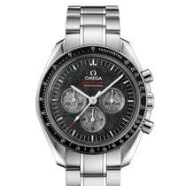Omega Speedmaster Professional Moonwatch новые Механические Часы с оригинальными документами и коробкой 311.30.42.30.99.001