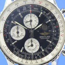 Breitling Montbrillant Olympus Steel 43mm Black