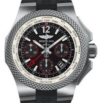 Breitling Bentley B04 GMT Titan 45mm Deutschland, Harvey Store - Düsseldorf