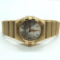 Omega Constellation Co-Axial 38mm in 18KT YELLOW GOLD Automatic