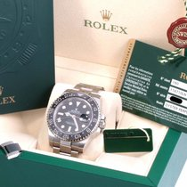 Rolex GMT-Master II w/ Box & Card/Papers
