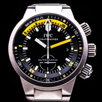 IWC GST Deep One Titan Automatic Date Limited Ref. 3527