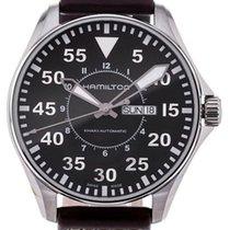 Hamilton Khaki Pilot Day Date H64715535 nouveau