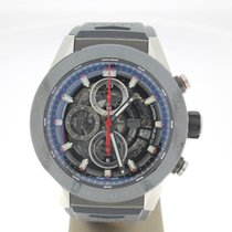 TAG Heuer Carrera Calibre HEUER 01 occasion 45mm Acier