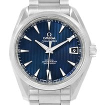 Omega Seamaster Aqua Terra Mens Watch 231.10.39.21.03.001 Box...