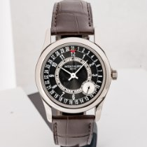 Patek Philippe new Automatic Small Seconds 37mm White gold Sapphire Glass