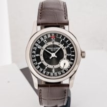 Patek Philippe Calatrava White gold 37mm Grey Arabic numerals United States of America, Massachusetts, Boston
