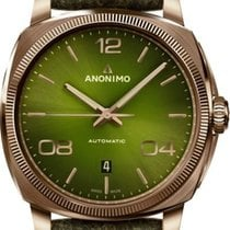 Anonimo Bronze 42mm Automatic new